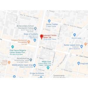 Карта на магазина